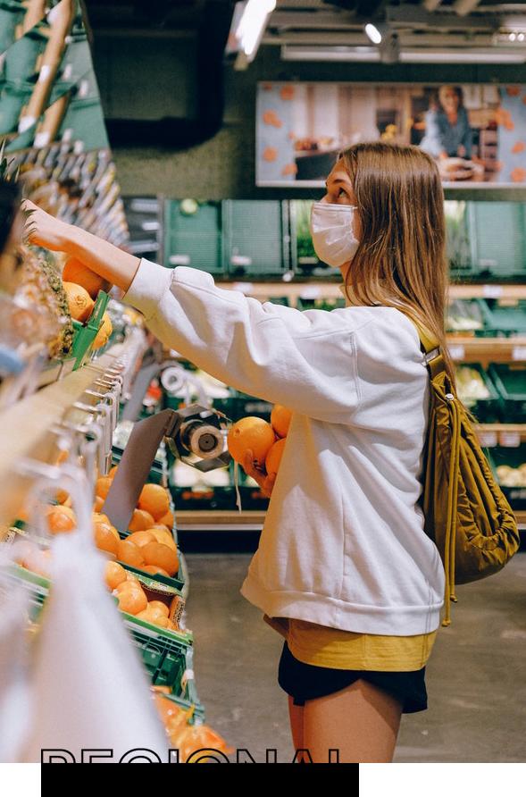 Support local Stores - Regional Einkaufen